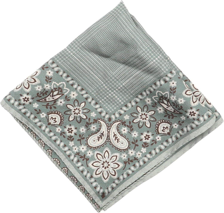 Canali Men's Silk Pocket Square