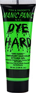 Manic Panic Electric Lizard Dye Hard Temporary Hair Color Styling Gel