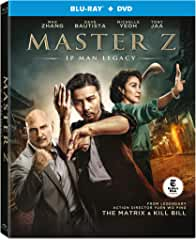 MASTER Z: IP MAN LEGACY debuts on Digital, Blu-ray Combo Pack and DVD July 23rd from Well Go USA