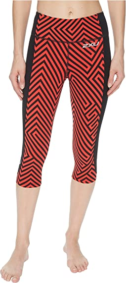 Fitness Compression 3/4 Tights