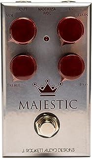 J. Rockett Audio Designs Tour Series Majestic Overdrive Guitar Effects Pedal