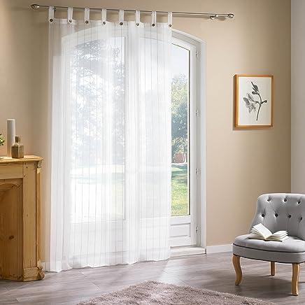 Amazon.fr : rideau maison du monde - Décoration de fenêtres ...