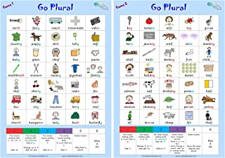 "Crossbow Education""Go Plural"" Game Kit"