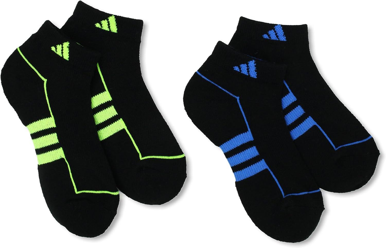 adidas Youth Climalite Low Cut Medium Sock