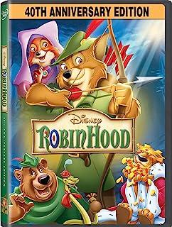 Disney's Robin Hood - Most Wanted Edition | DVD | Arabic & English