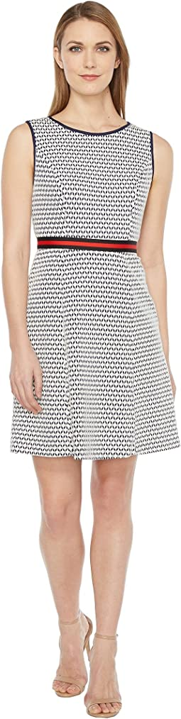 Christin Michaels - Bramley Sleeveless Dress