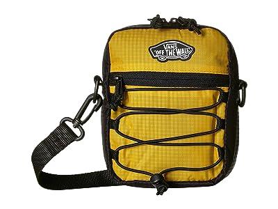 Vans Street Ready Sport Crossbody (Mango Mojito/Black) Handbags