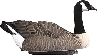 Dakota Decoys Fully Flocked X-Treme Canada Goose Floaters, 6-Pack