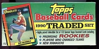1990 Topps Baseball Card Traded Complete Full Box Set CHRISTMAS READ DESCRIPTION