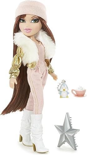 MGA Entertainment 515357M - Bratz Rosa Winter World Puppe- Meygan