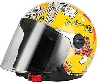 BHR, Motorradhelm, Demi Jet One 801 L Bugs Bunny