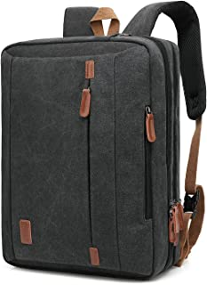 CoolBELL CB-5501 17.3 Inches Canvas Black