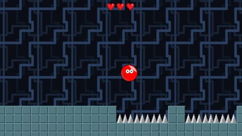 『Red Ball Attack!』の2枚目の画像