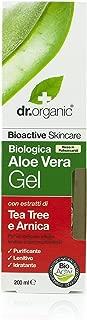 Dr.organic Organic Aloe Vera Gel With Organic Tea Tree Oil And Arnica 200ml