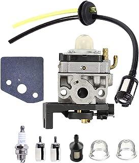 Bicaquu Remplacement de carburateur Portable Professionnel Compatible avec Honda GX31 GX22 FG100 pour Machine Kit de carburateur