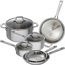 Emeril Lagasse 62850 10piece-set, Silver