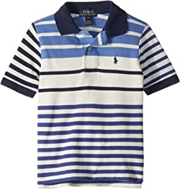 Featherweight Cotton Mesh Polo (Toddler)
