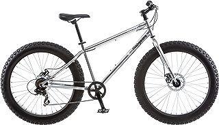 Mongoose Men's Malus Fat Tire Bicycle