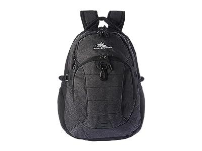 High Sierra Jarvis Backpack (Black) Backpack Bags