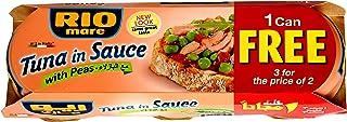 Rio Mare Tuna with Peas 160g x 3