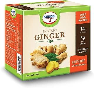 Kendel Instant Ginger Tea Unsweetened