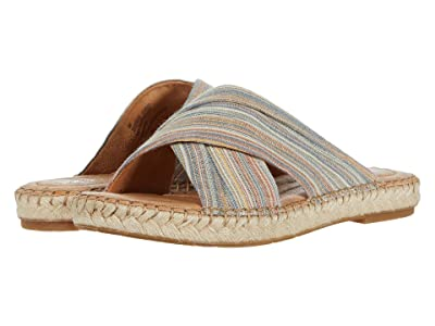 Born San Gabriel (Natural (Natural Multi) Fabric) Women