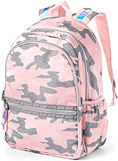 Justice Camo Backpack