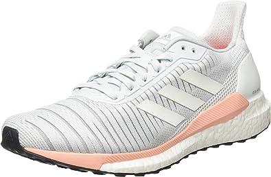 adidas Solar Glide 19, Chaussures de Course de Route. Femme