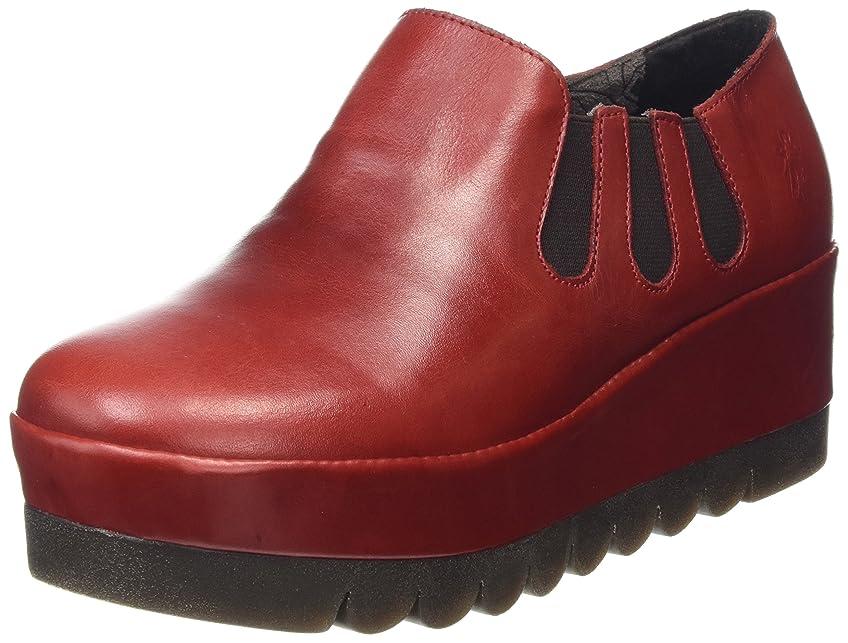 生活指令現代のSHOE FLY LONDON RED BARN P500681002 37 Red
