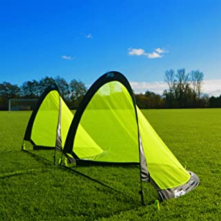 FORZA Flash Pop-Up Soccer Goals [Pair] | Portable Pro...