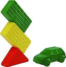 「ぴたブロック9ピース」やわらかいから安全、大きいけどすべらないから面白い、水洗いができて耐久性が高い おもちゃ 子供用ブロック ウレタン製ブロックを通販で クリスマスプレゼント