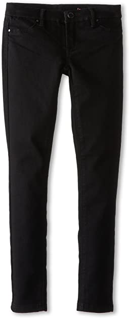 Skinny Jeans in Nightchild Black (Big Kids)
