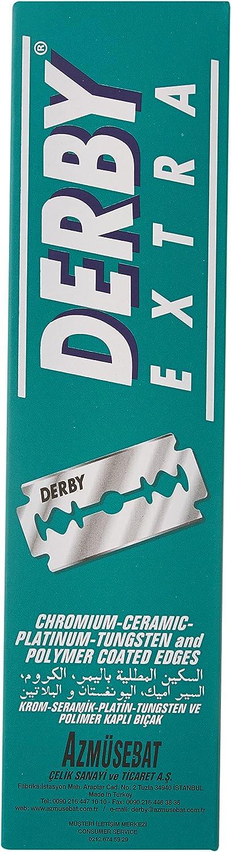 Lametta da barba Derby Extra Double Edge