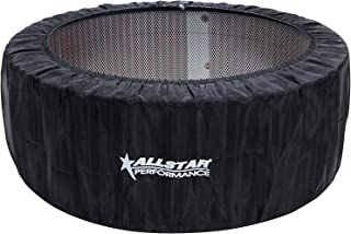 Allstar Performance ALL26222 Black 14 in OD, 5 in Tall Air Wrap, Pre Filter