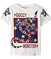 Gucci Kids - Guccy Monster T-Shirt (Little Kids/Big Kids)