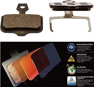 Cooma Avid Elixir R Cr Mag 9 7 5 3 1 Xx X0 World Cup Replacement Brake Pads Provide Noise Control, Smooth Braking, Long Life, Kevlar, Copper, Resin Organic Semi-Metallic