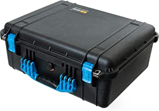 Black & Blue Pelican 1520 case with Foam.