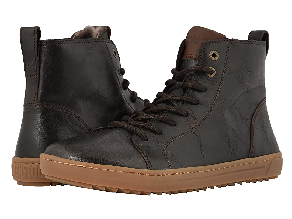 Birkenstock Bartlett (Mocha/Mocha Leather) Men