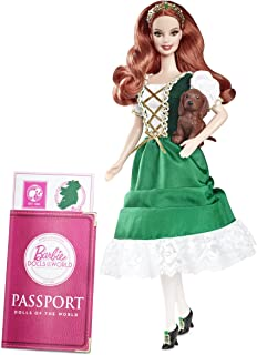 Barbie Collector Dolls of The World Ireland Doll