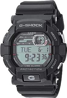 Casio 2018 GD350-1CR Watch G-Shock Vibration Alarm Black