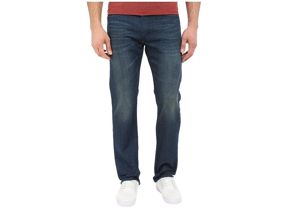 Levi's(r) Mens 513tm Slim Straight Fit (Herbaceous) Men's Jeans
