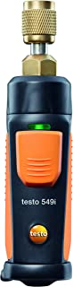 Testo 0560 1549 549I Refrigeration Pressure Smart and Wireless Probe, 1
