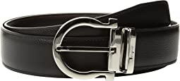 Salvatore Ferragamo - Adjustable & Reversible Belt - 679781