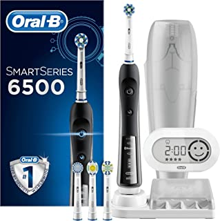 Oral-B SmartSeries Black 6500 CrossAction Electric