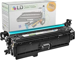 LD Remanufactured Toner Cartridge Replacement for HP 646X CE264X High Yield (Black)