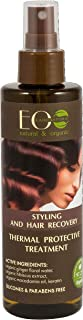 EO Laboratorie natural & organic Styling And Hair Recovery Heat Protective With Macadamia Oil, 200 ml