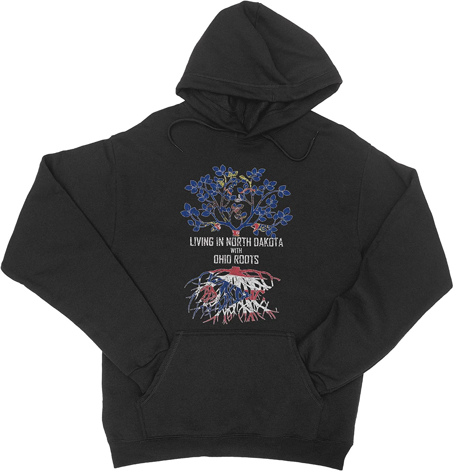HARD EDGE DESIGN Unisex Living In Roots Ohio High quality new with Dakota North Ranking TOP13 S