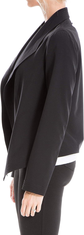 Max Studio Women's Open Front Jacket