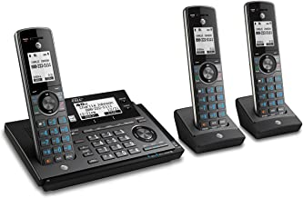 $77 » AT&T CLP99387 DECT 6.0 Expandable Cordless Phone with Bluetooth Connect to Cell, Smart Call Blocker and Answering System, ...