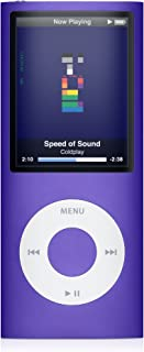 Apple iPod Nano 4th Generation (4GB, Purple)